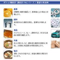 ポケット糖度・屈折計 PAL-BX/RI アタゴ