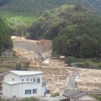 9月9日(金)【台風12号の被災地を視察:その1】