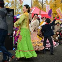 1120★ 八王子いちょう祭り2016 A会場からの女川ブース!!!!!!!