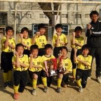 2017年3月11~12日(土~日) 前橋 利根西杯少年サッカー大会 U10