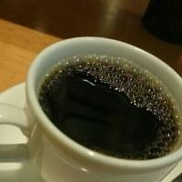 本日もモーニングコーヒー