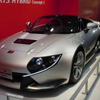 Toyota GRMN Sports Hybrid Concept �� 2011��GRMN ���ݡ��� �ϥ��֥�å� ���ץ� ��