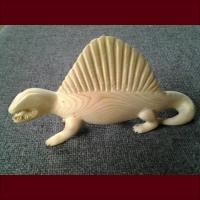 恐竜(ディメトロドン)