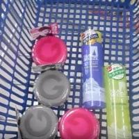 アメリカの娘宅への買い物