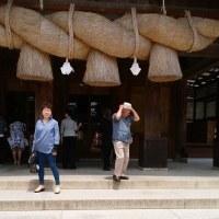 出雲大社5 拝殿
