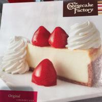 コストコでチーズケーキ