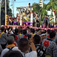 角館のお祭り2012