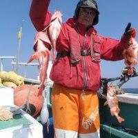 3月20日ウケグチメバル調査,下潮悪く反応も薄く単発多い釣りでした今後に期待25日(小メヌケ、ウケグチ、柳の舞)26日(沖メバル、真ゾイ)出港予定有り