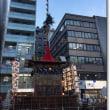祇園祭宵々々山と「茶寮 翠泉」のかき氷~2