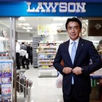 ローソン、三菱商事、加盟店の利益は共存するか?