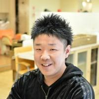 将来の警察官👍 松村