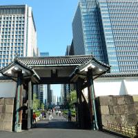 橋を渡りながら@皇居東御苑