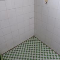 昭和レトロな浴室タイル