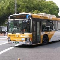 座席の無い名古屋観光ルートバス・メーグル
