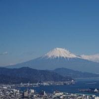 2017年3月前半の富士山全景ダイジェスト