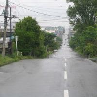 函館旅行記2日目その4雨の坂道編
