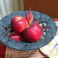 真っ赤なリンゴの誘惑