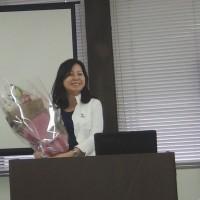 女性活躍推進プロコース☆感動の終了パーティ