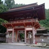分科会のひとつ歴史散策で慈眼堂から日吉大社が盛り込まれています。