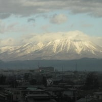2468)盛岡彷徨 岩手山2017(はやぶさの車窓から)