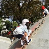 年少組☆園外保育(一本木公園)