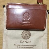 ガンゾのブライドルレザーコインケース(o^^o)