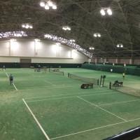 東海毎日テニス選手権 3日目。
