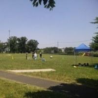 5月23日(火)都立六仙公園親子スポーツ教室