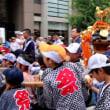 浦和まつり 旧中山道で神輿パレード