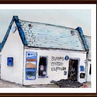 愛蘭土旅行シリーズ その18 キルフェノーラの観光案内所