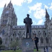A trip to South America in Ecuador