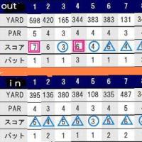 やっと90を切るゴルフ