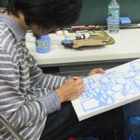 2016年10月26日(水)イラストベーシックコース・授業内容
