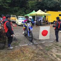中日本エンデューロ選手権R4最終戦報告