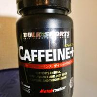 (今月の人体実験)Caffeine+/BulkSports