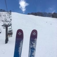 スキー日記-44日目-八方尾根
