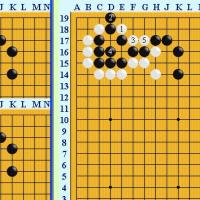 囲碁死活998官子譜
