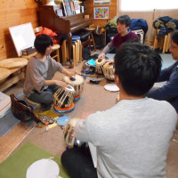 町田タブラお教室でした。