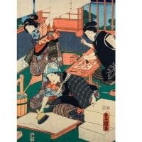 大英博物館の展示は、木版画印刷物の裏にある技能のより深い理解を促進。