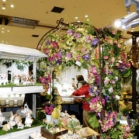 京都の園芸関係展示会へ