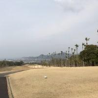 ゴルフでした