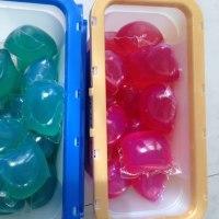 第3の洗剤・ボールドジェルボールを体験。
