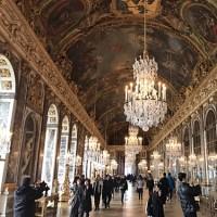 フランス(ベルサイユ宮殿・ノートルダム寺院・オペラ座)・・・フランス編(2)
