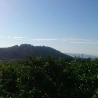 熊本紀行⑥山の稜線