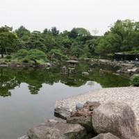 鶴舞公園の池