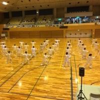 太極拳交流大会参加しました。