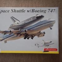 スペースシャトル&747SCA その1