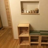 木工ワークショップ 作品ご紹介