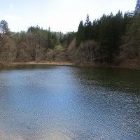 農業用の水源点検