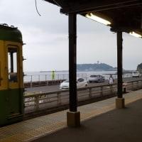 海沿いの駅